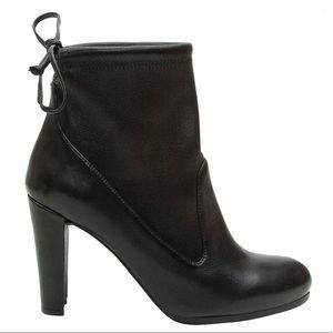Stuart Weitzman Leather Booties